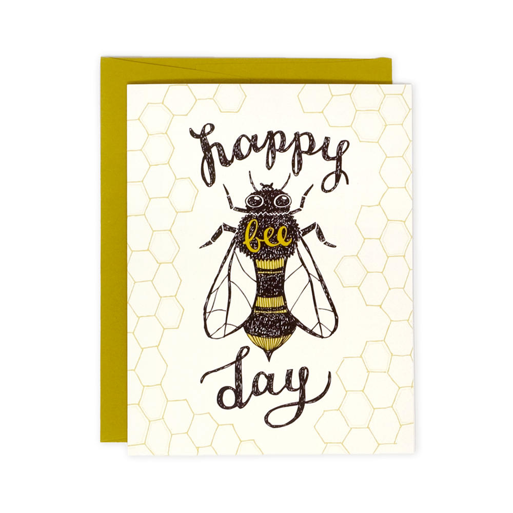 Wit & Whistle Bee Day Birthday
