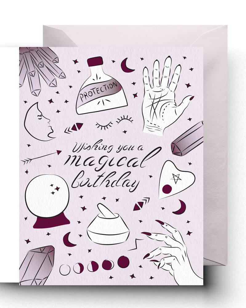 Boss Dotty Magical Birthday