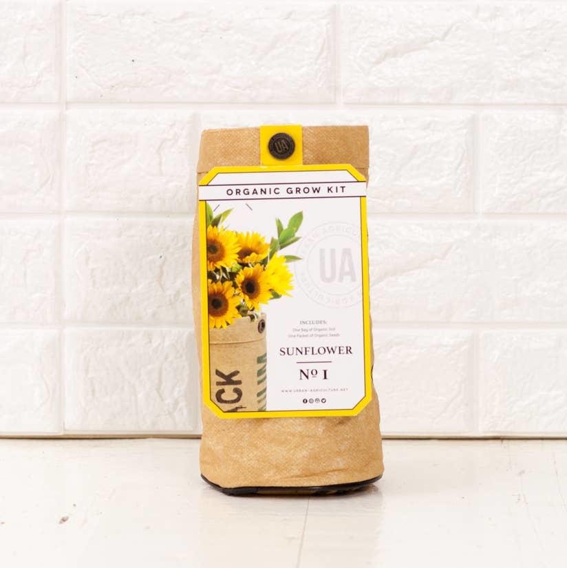 The Urban Agriculture Company Sunflower Grow Kit