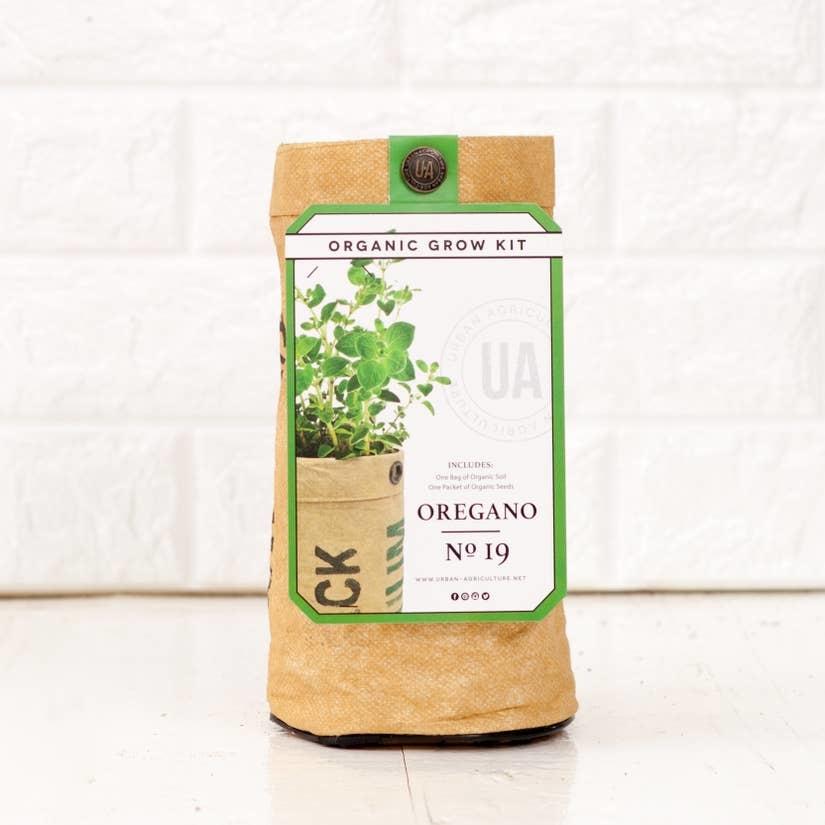 The Urban Agriculture Company Oregano Grow Kit
