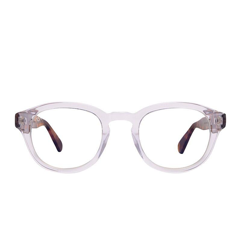 Diff Eyewear Aria- Clear/Bronze