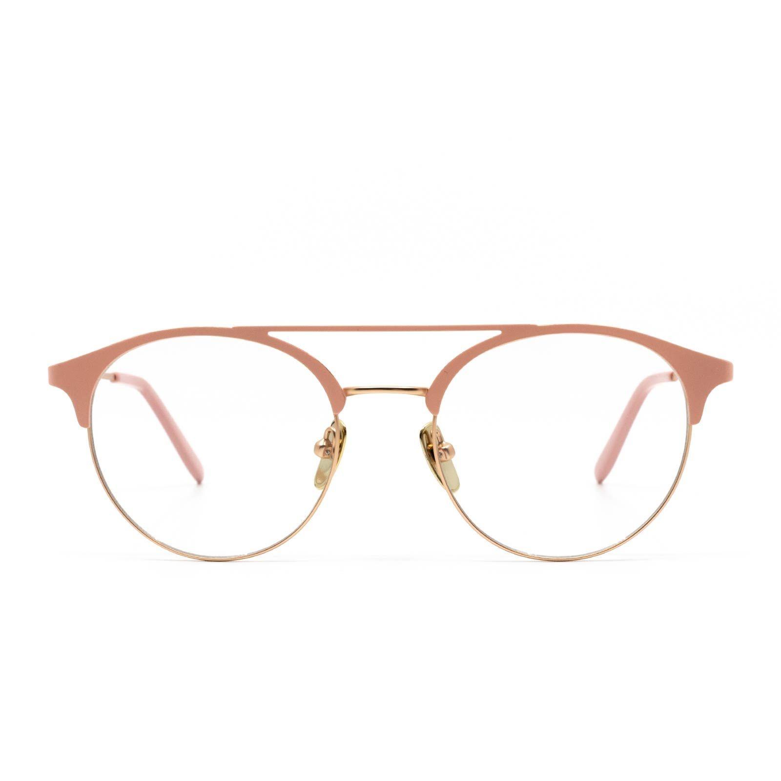 Diff Eyewear Lexi-Rose Gold/Blush