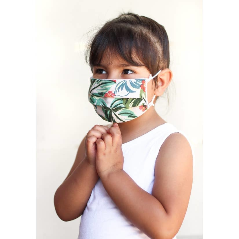 Lost + Wander Kids Non-Medical Use Face Mask-FINAL SALE