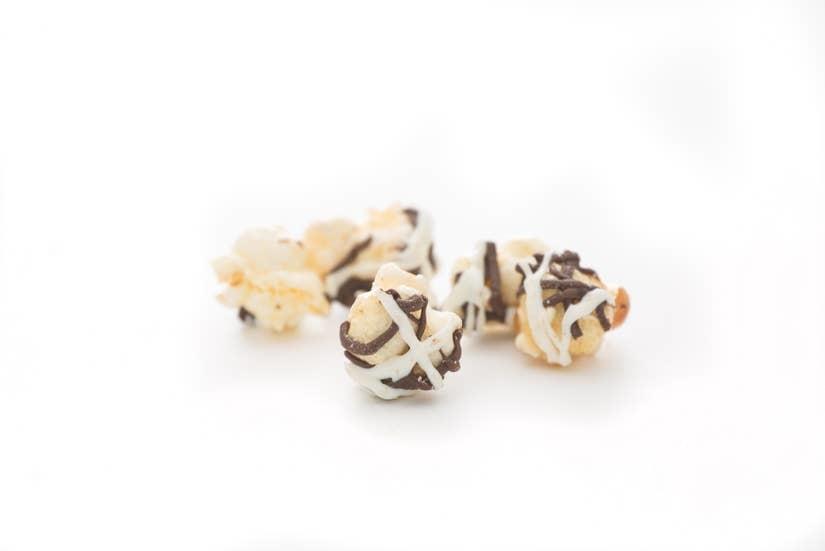Cornucopia Popcorn Tuxedo Popcorn