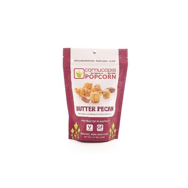 Cornucopia Popcorn Butter Pecan Popcorn