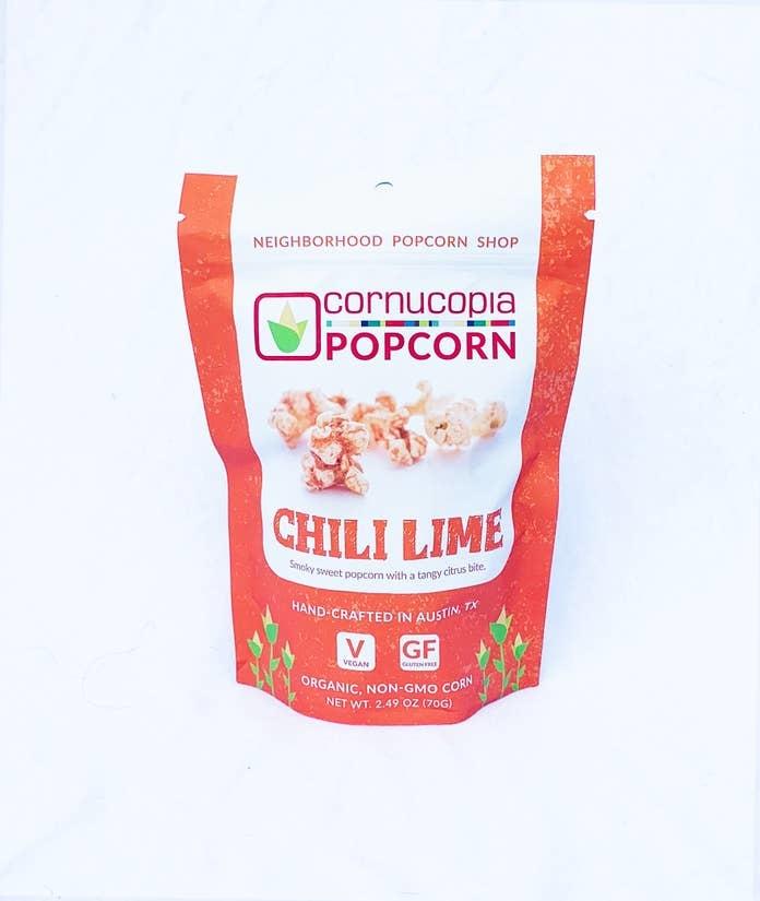Cornucopia Popcorn Chile Lime Popcorn