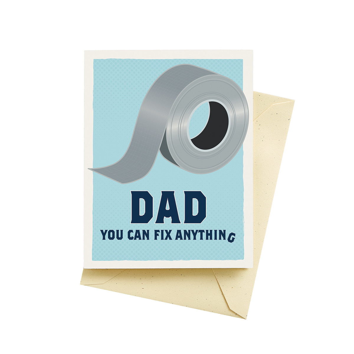 Seltzer Father's Day Cards - Duct Tape