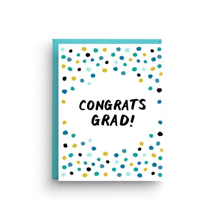 Nicole Marie Paperie Congrats Grad