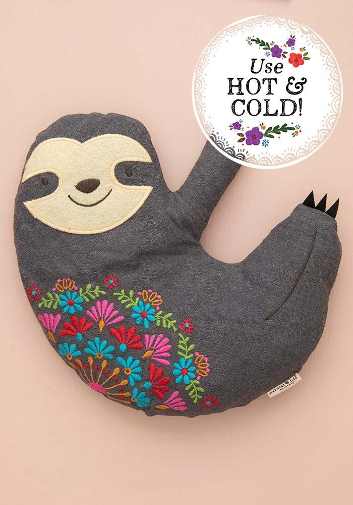 Natural Life Sloth Heating Pad