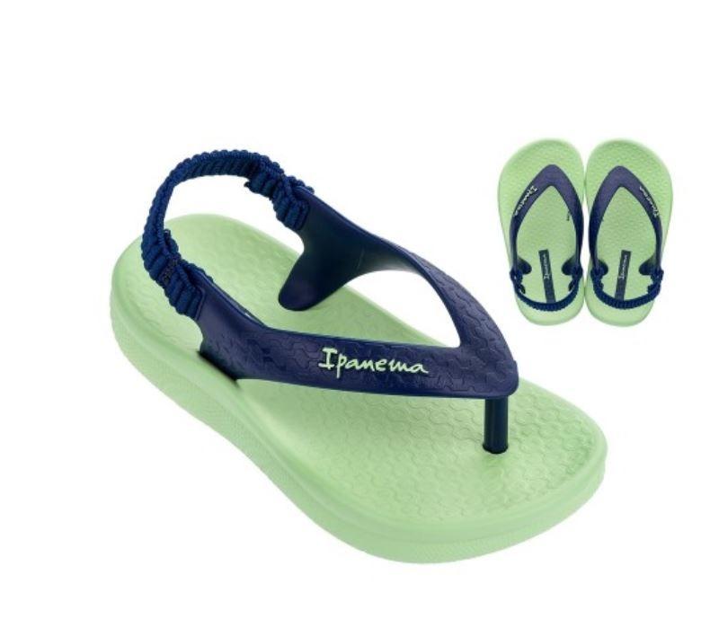 Ipanema Ana Tan Baby - Green/Blue - CLEARANCE