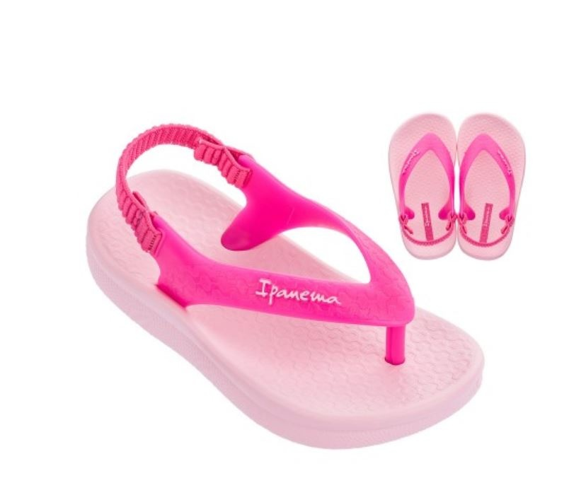 Ipanema Ana Tan Baby - Pink CLEARANCE