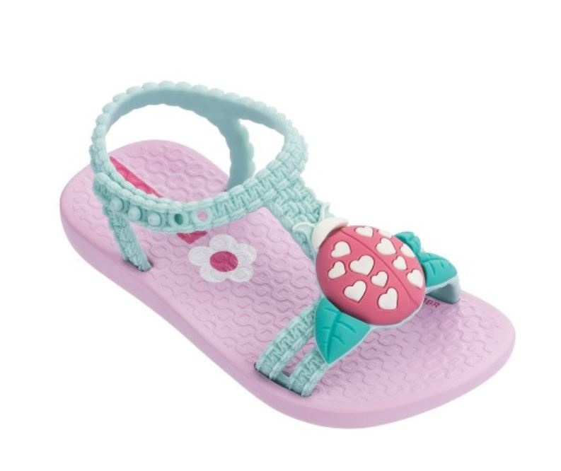 Ipanema Buggy Baby - Pink / Green CLEARANCE