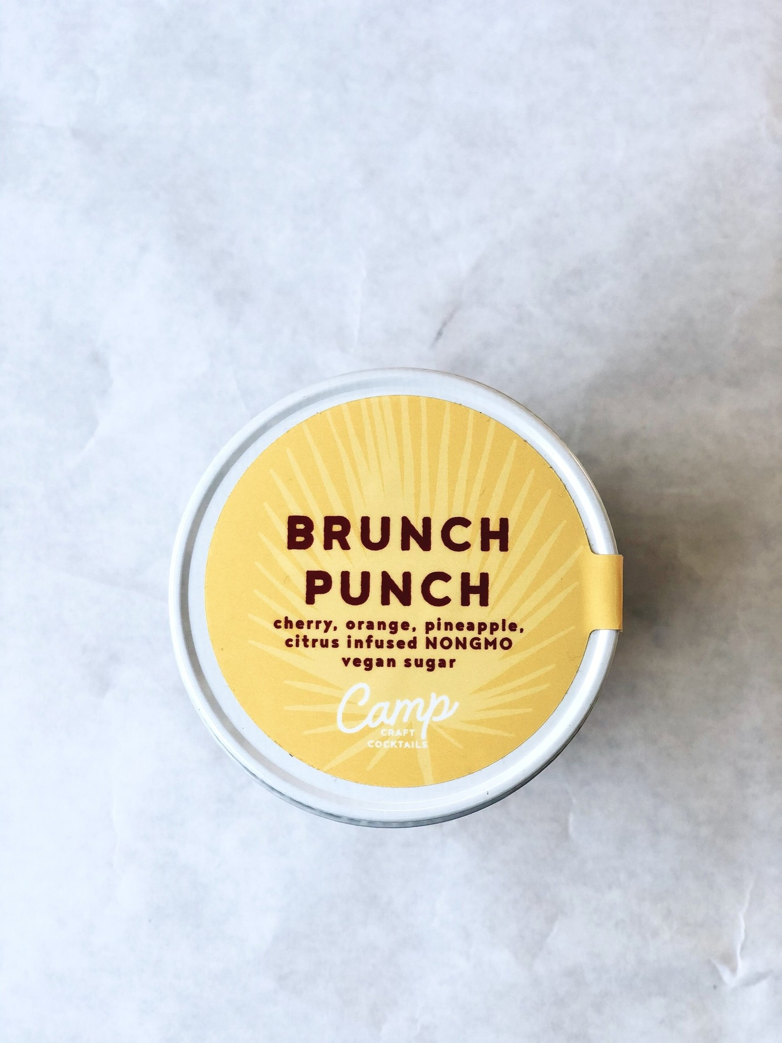 Camp Craft Cocktails Brunch Punch