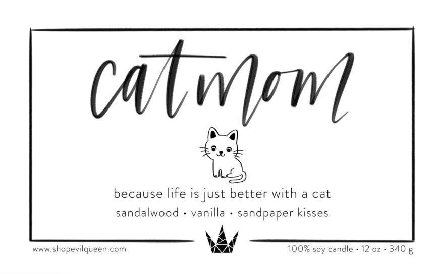 Evil Queen Evil Queen Cat Mom