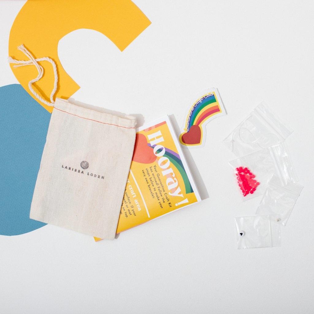 Larissa Loden Kids QCC Kit Heart - FINAL SALE
