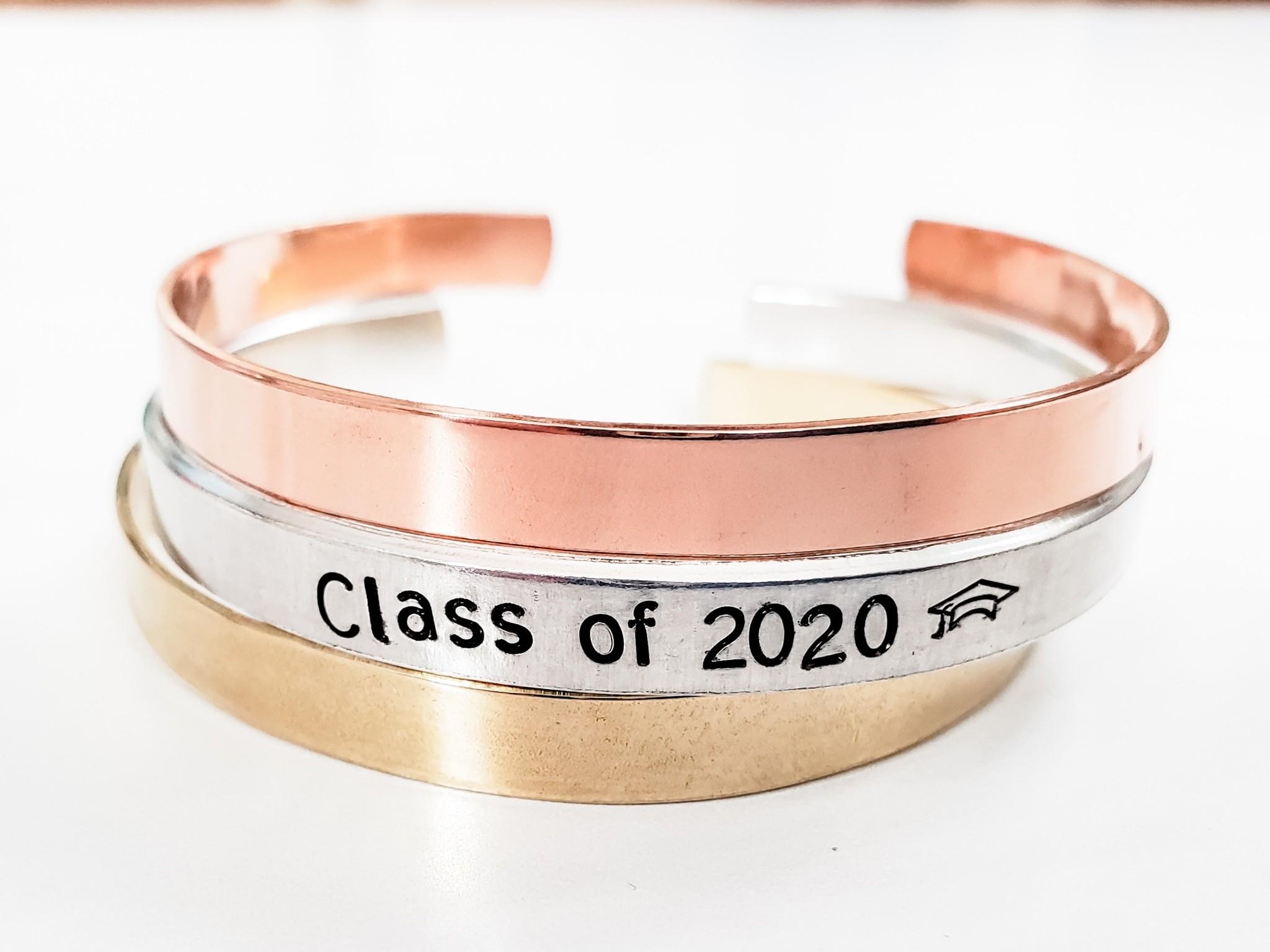 Rockaway Gypsea Class of 2020 Cuff Bracelet