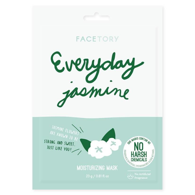 FaceTory Everyday, Jasmine Moisturizing Mask