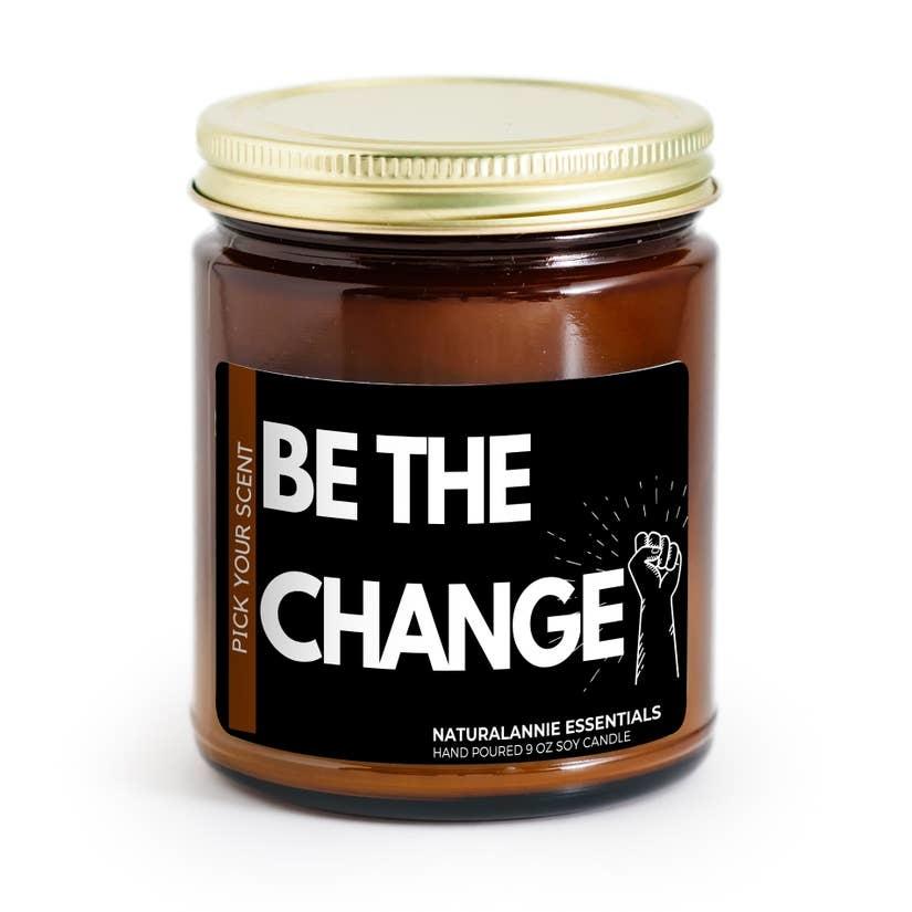 NaturalAnnie Essentials NaturalAnnie-Be The Change!
