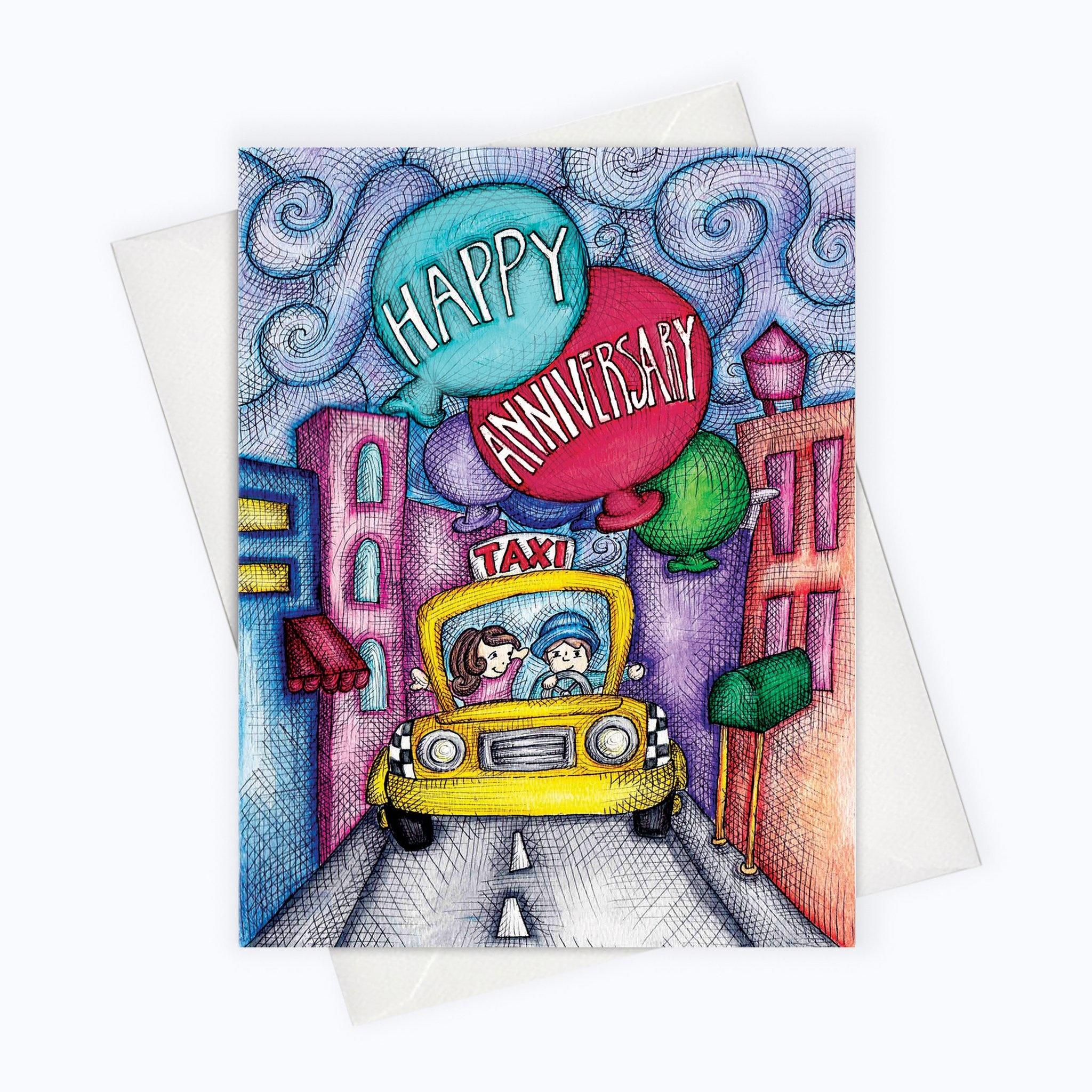 Widycat Anniversary Cab
