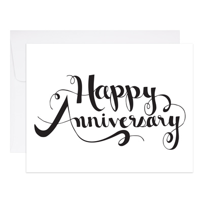 9th Letterpress Foil Anniversary