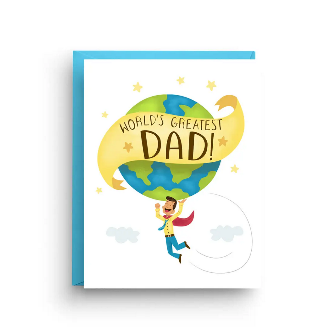 Nicole Marie Paperie World's Greatest Dad