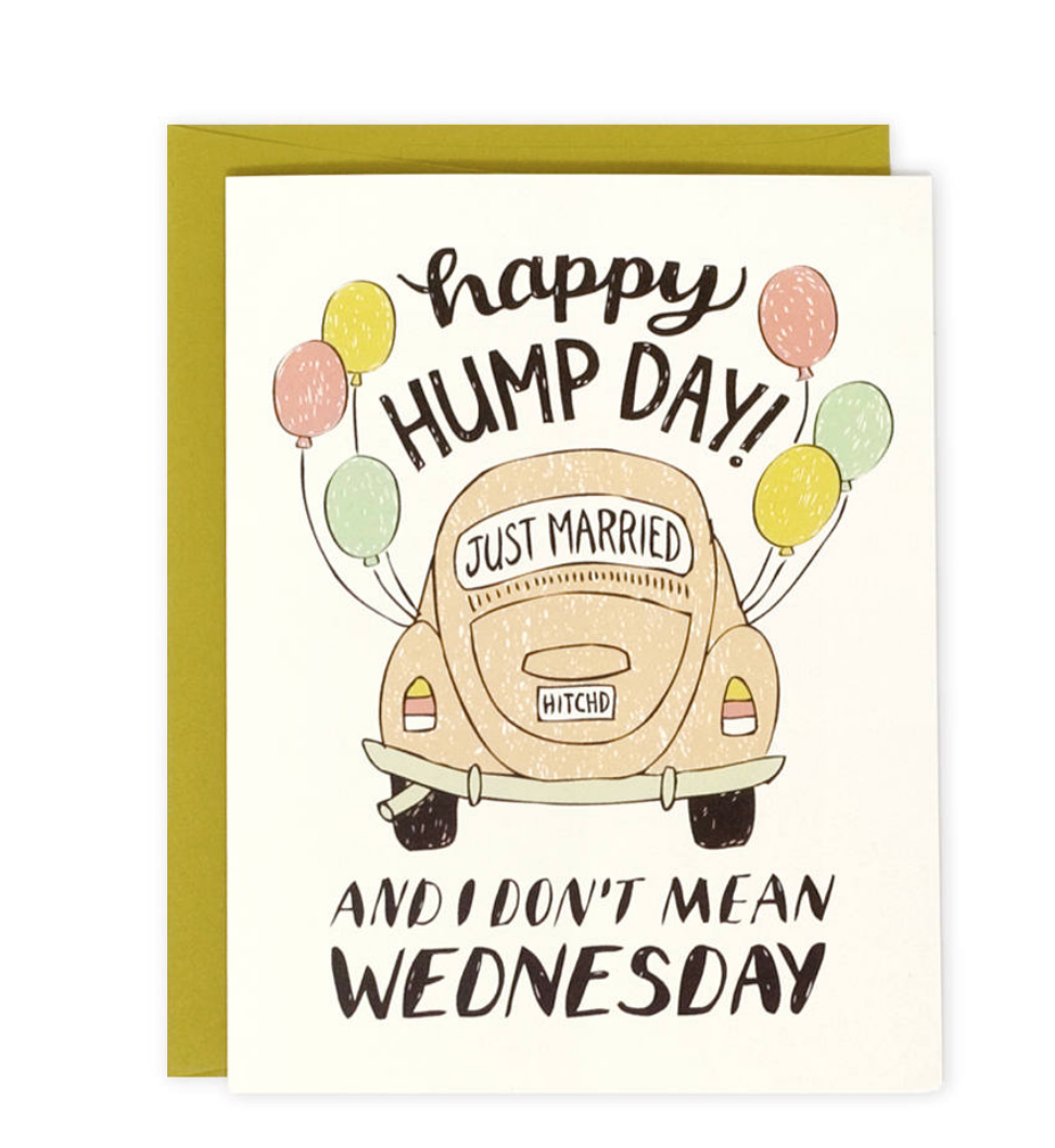 Wit & Whistle Hump Day Wedding