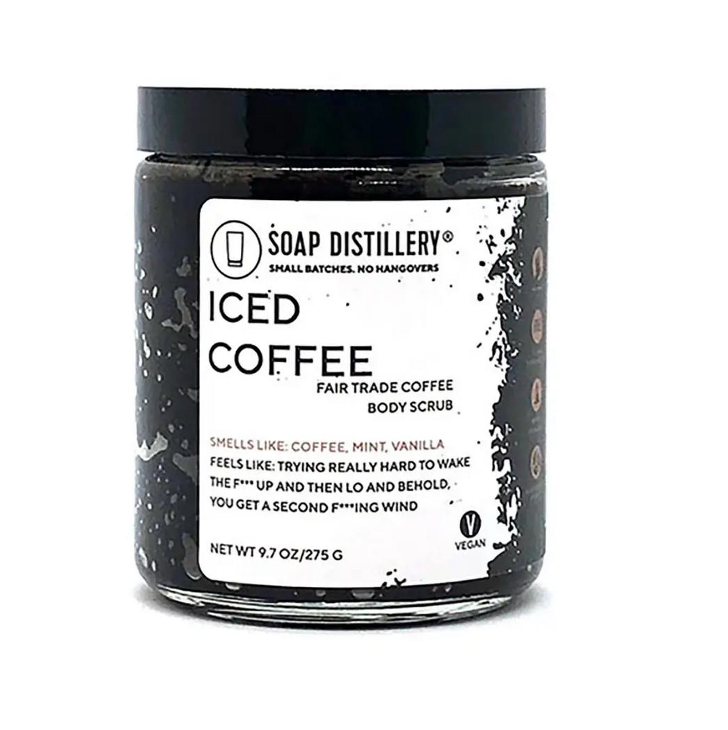 Soap Distillery Iced Coffee Body Scrub