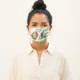 Lost + Wander Nonmedical Adult Face Mask-Assorted Floral