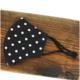 Pretty Persuasions Small Polka Dots - Black