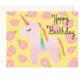 Bloomwolf Studio Unicorn Birthday Greeting Card