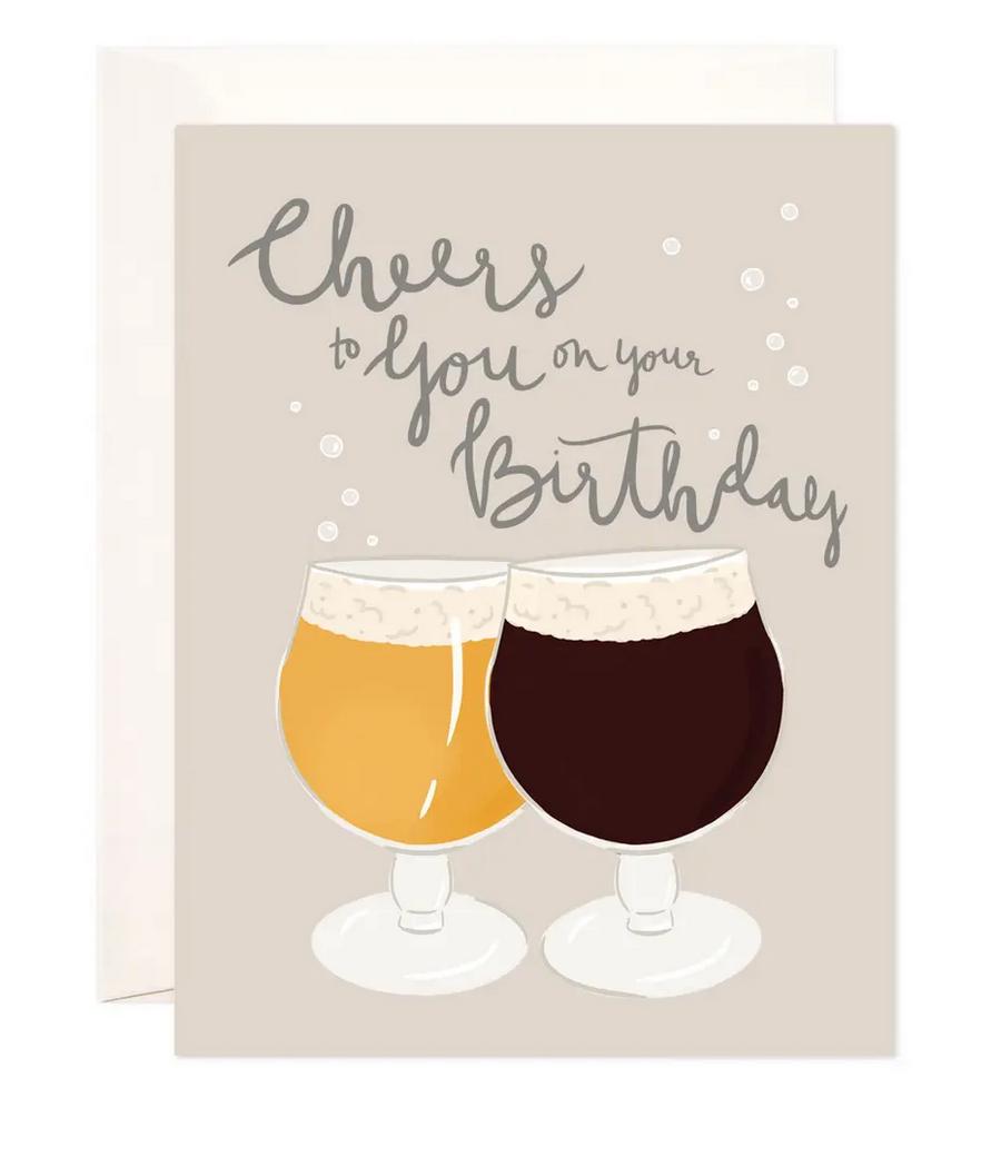 Bloomwolf Studio Cheers to You Birthday