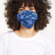 Z Supply Blue Batik Mask Pack Deep Indigo