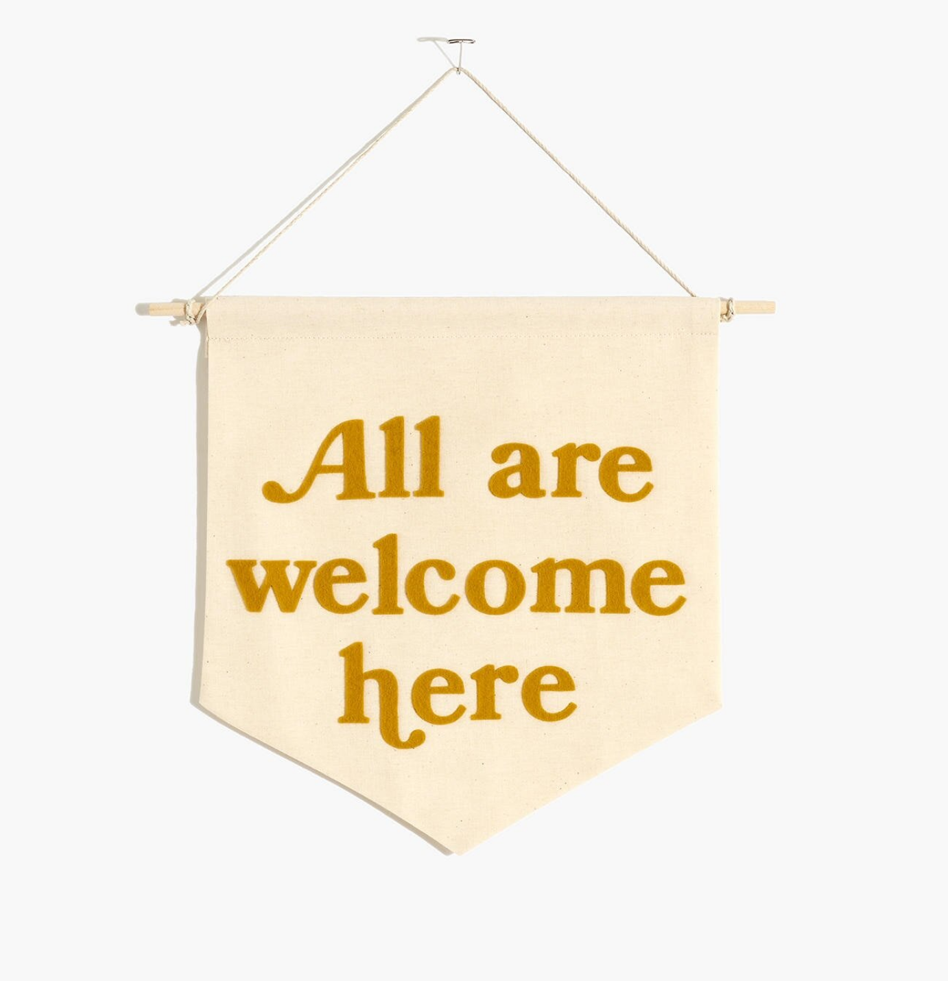 grl & co All Are Welcome Here Banner