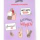 Unblushing Feminist Sticker Sheet