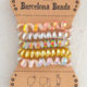 Natural Life Barcelona Band- Iridescent Gold