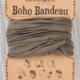 Natural Life Boho Bandeau - Olive