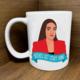 Citizen Ruth AOC - Bitches Get Stuff Done Mug