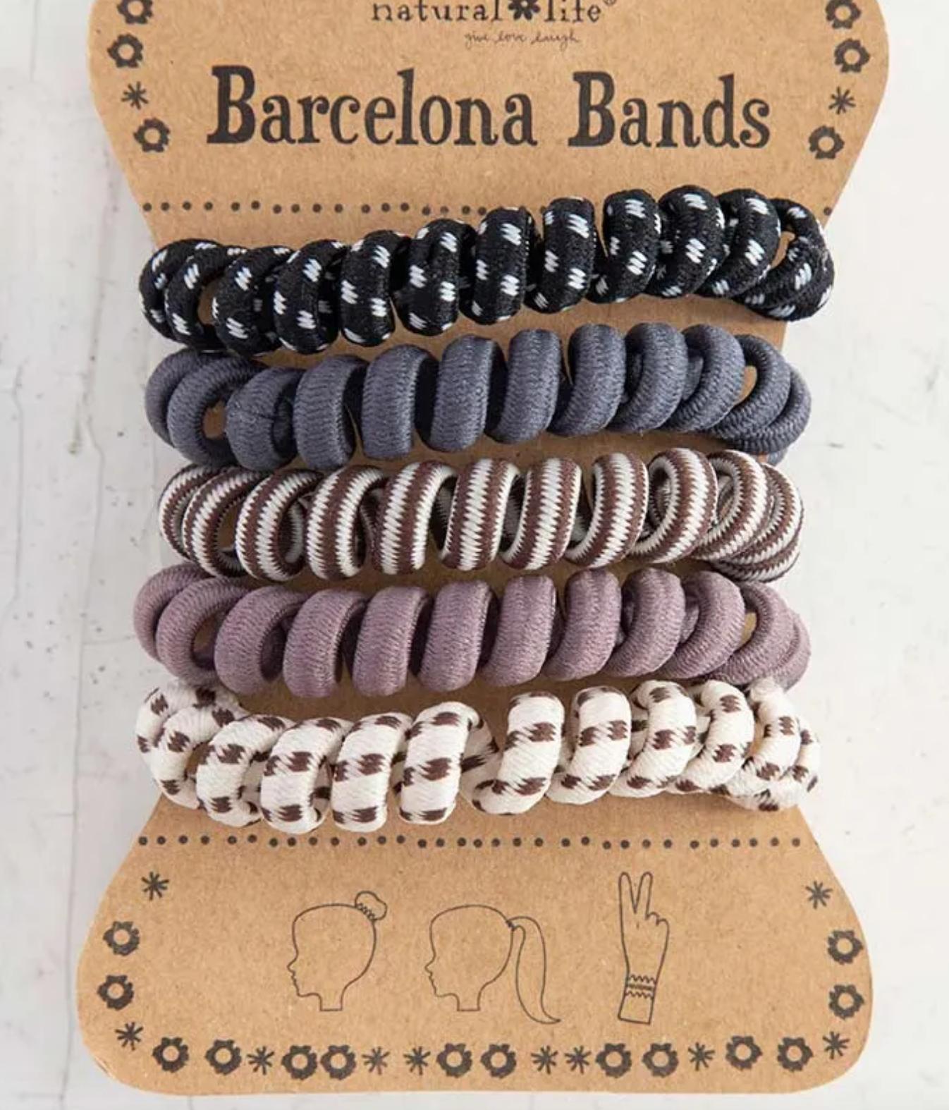 Natural Life Barcelona Band- Grey