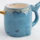 Natural Life Mug - Folk Art Narwhal