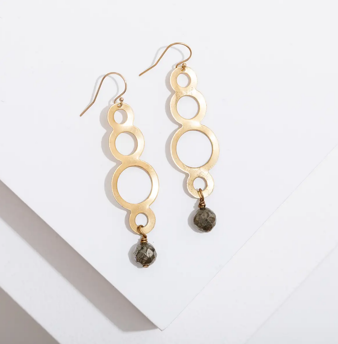 Larissa Loden Ripple Earrings