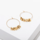 Larissa Loden MAMA Earrings-Gold