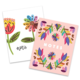 Bloomwolf Studio Folk Flowers Pocket Notebook Set