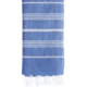 Beach House Towels Denim Turkish Towel-Blue