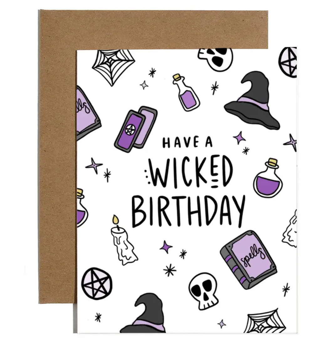 Brittany Paige Wicked Birthday