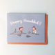 Abbie Paulhus Happy Hanukkah Greeting Card