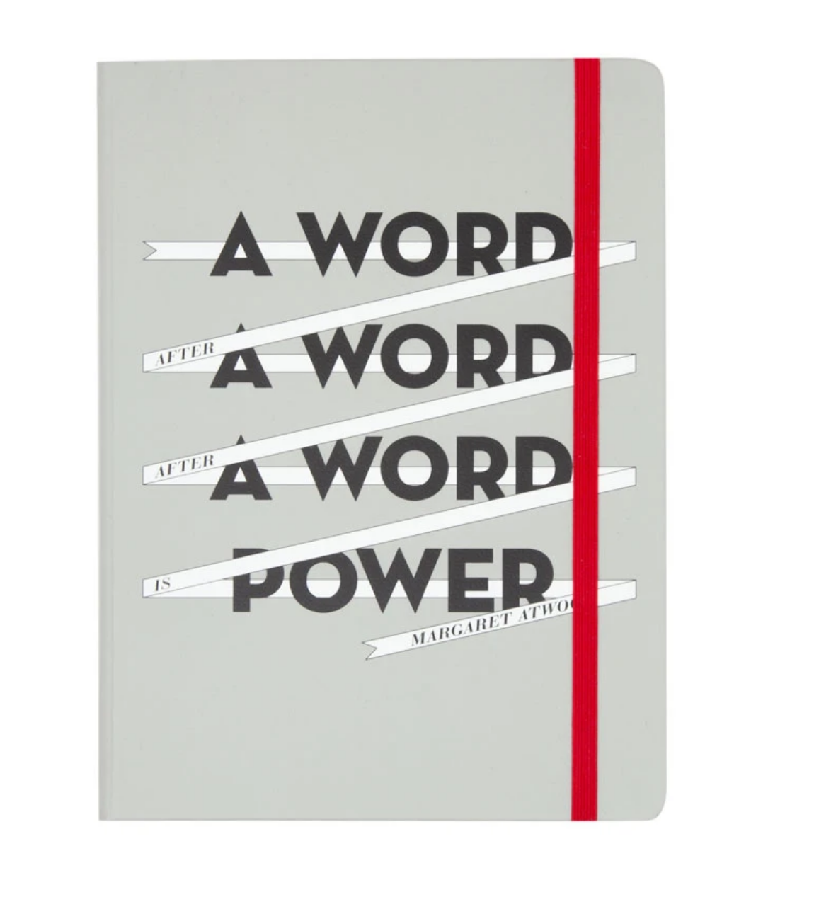 Out of Print A Word is Power Journal