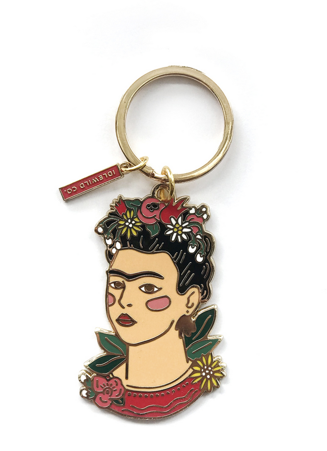 Idlewild Key Chain - Frida