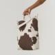 Baggu Duck Bag - Brown Cow