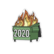 The Card Bureau 2020 Dumpster Fire