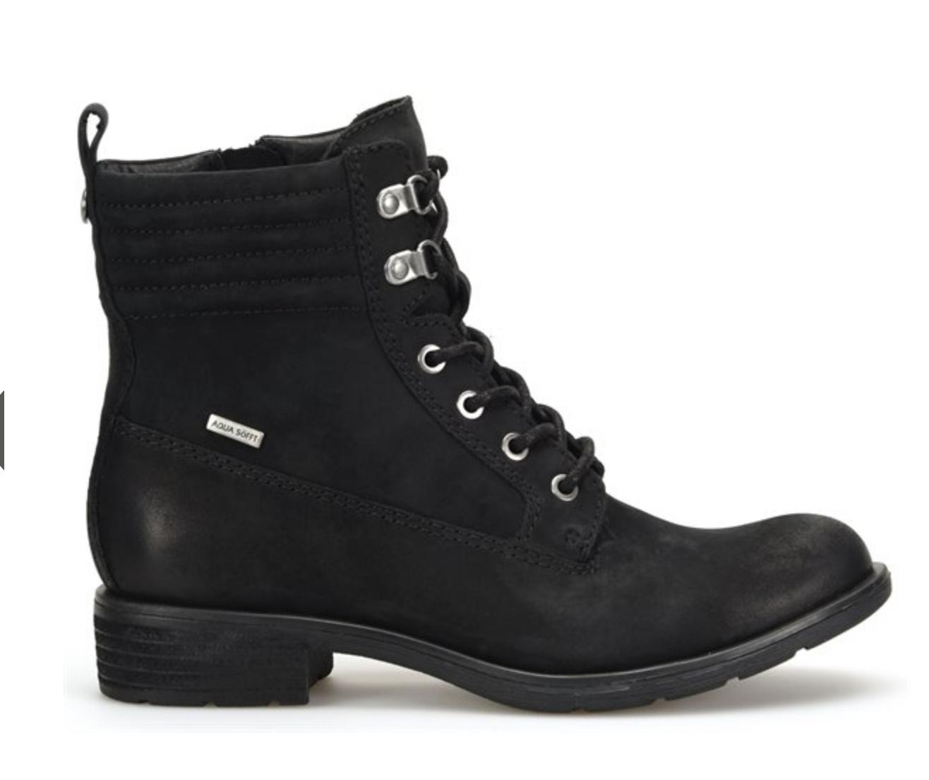 Sofft Shoe Company Baxter-Black